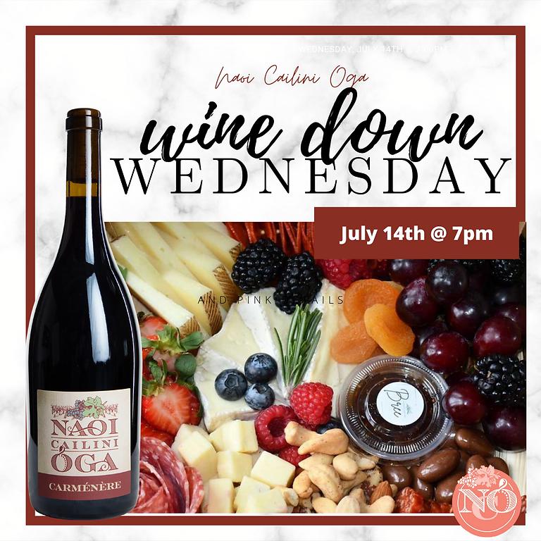 NCO Wine Down Wednesday