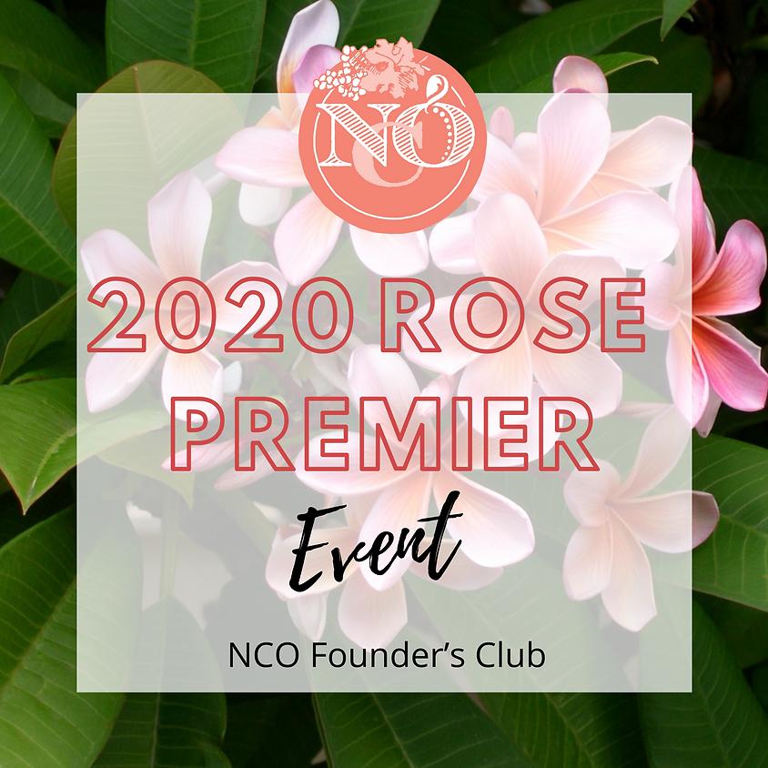 NCO Founder's Club 2020 Rosè Premier