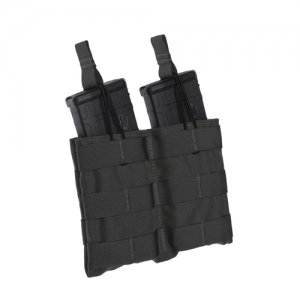 Double Speed Load Rifle Pouch-Black