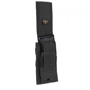 Single Universal Rifle Magazine Pouch-Black