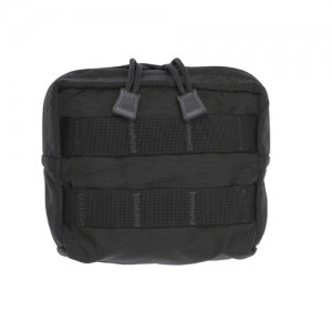 Compact Gear Pouch- Black/Coyote