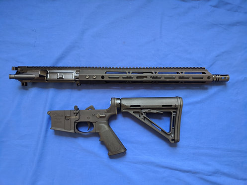 AR15 Complete Upper & Lower