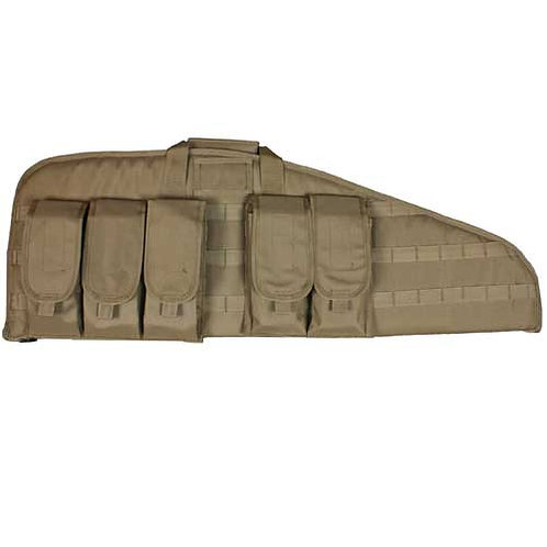 """Fox-Adv. Rifle Case-36""""/42""""/46""""- Coyote"""