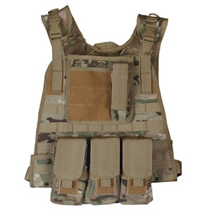 Fox-Modular Plate Carrier Vest