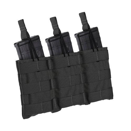Triple Speed Load Rifle Pouch-Black