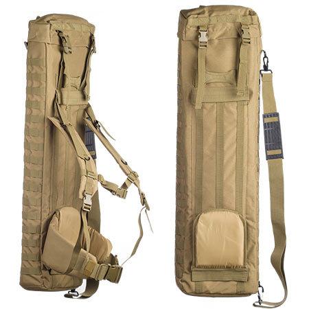 """Fox- Advanced 36"""" Assault Wpns. Case- 5 Colors"""