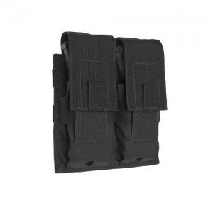 Double Universal Rifle Magazine Pouch-Black