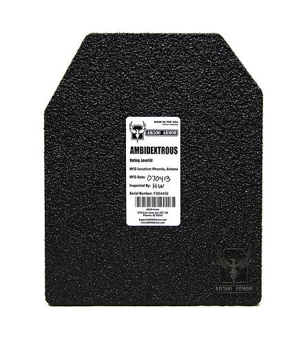 AR500 ASC 8x10 Level III