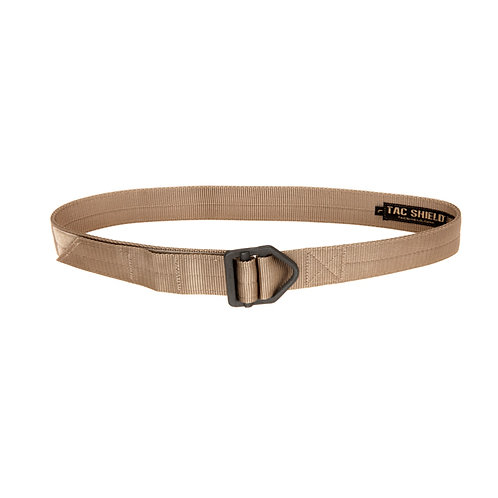 Tactical Rigger Belt-Tan