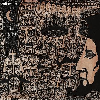 Cultura Tres - La Secta LP