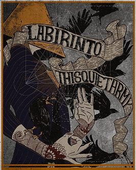 Poster Labirinto & Thisquietarmy