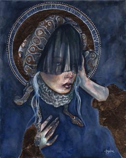 Madame Slither (Medusa's Daughter)
