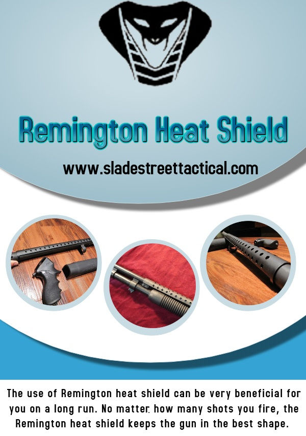 Must-know benefits of Remington Heat Shield