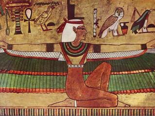 La diosa egipcia que quería cambiar de nombre