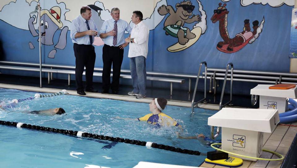 Menai swim school