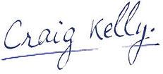 Craig Signature