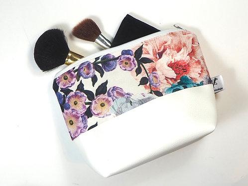 Kulturtasche XL Blumen