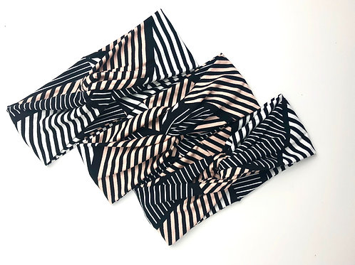 Stirnband New Stripes