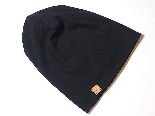 Mütze Beanie Schwarz