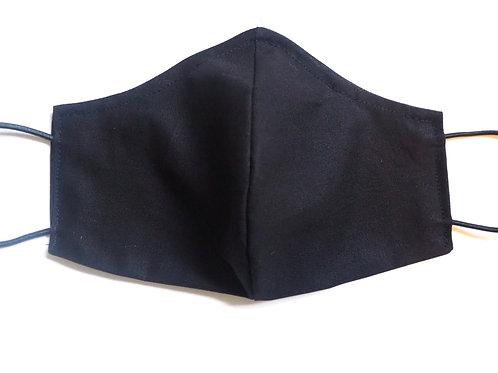 Behelfsmaske schwarz Men Lux eyes