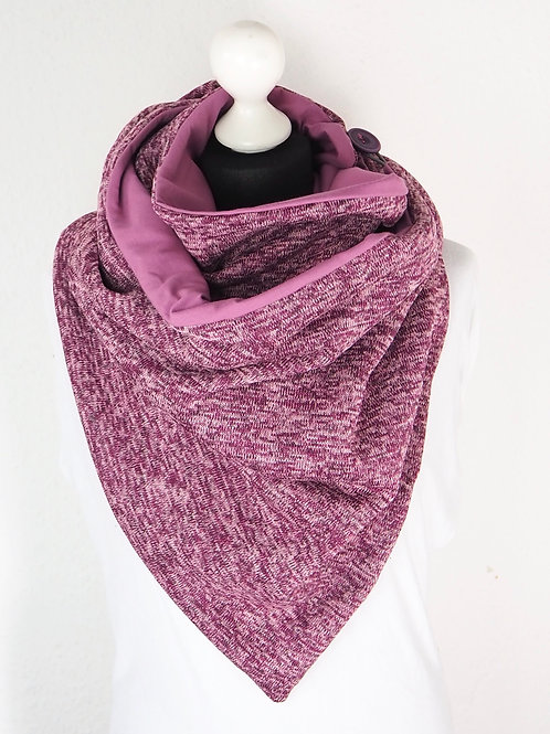 Wickelschal Fucsia