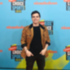Noah attends the 2019 Nickelodeon Kids'