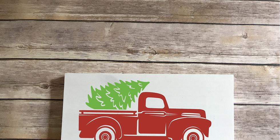 CFA Red Truck