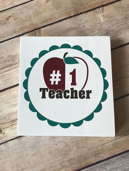 #1 Teacher
