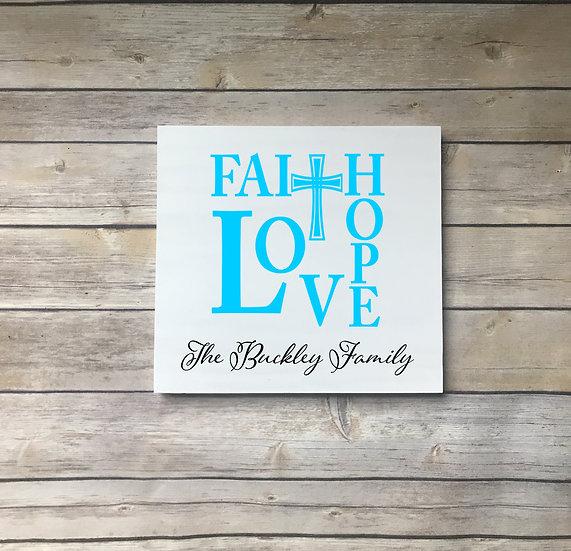 Faith Hope Love School