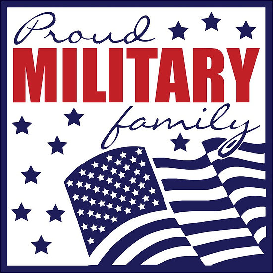 Military Family- Party