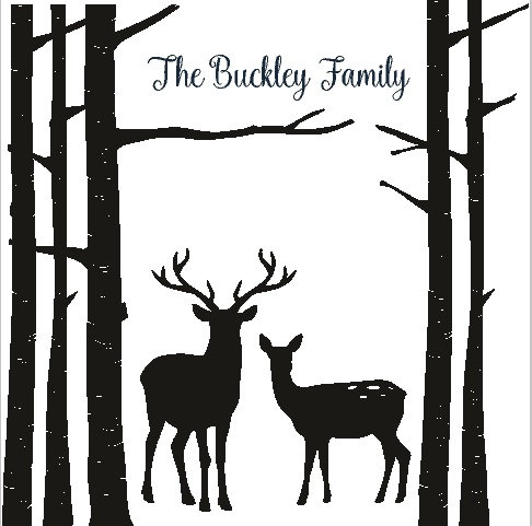 Deer Family - Party