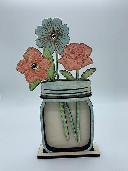 Small Flower Pot DIY Kit