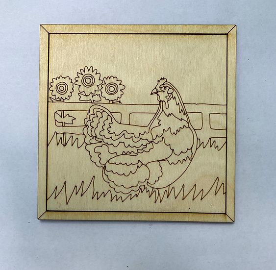 Chicken DIY Kit
