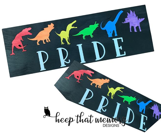 Dinosaur Pride