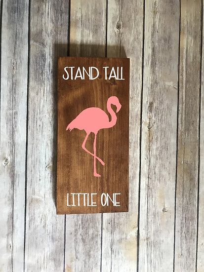 Stand Tall Little One - Party