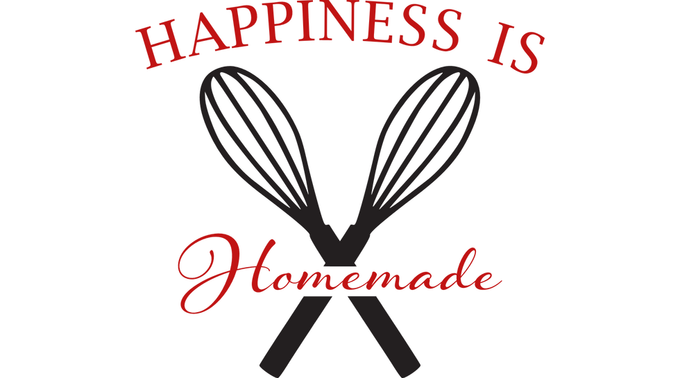 Happiness is Homemade- Party