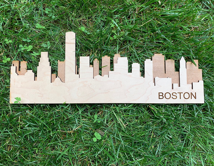 Boston Skyline
