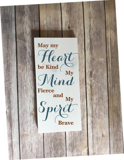 May your heart