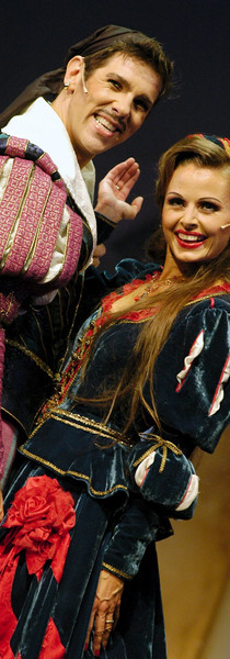 Fred / Petruchio in Kiss Me, Kate