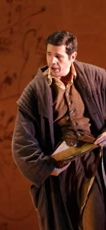 Andrea Sarti in Galilée (world premiere)