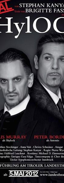 Antonio in Shylock! (world premiere)