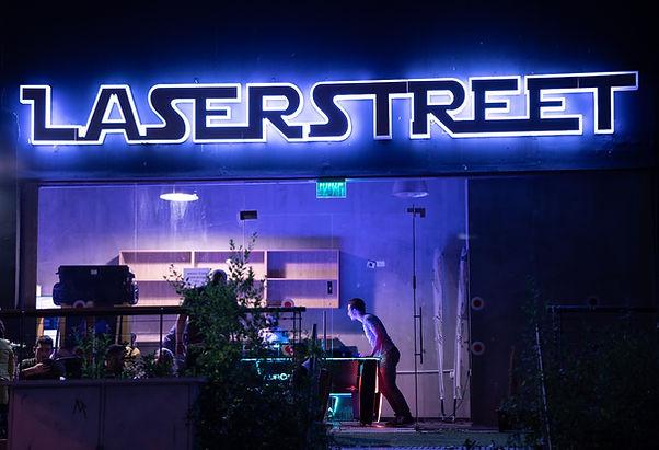 laser steer לייזר סטריט רעננה