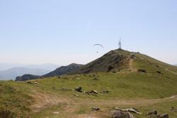Sommet du Baigura
