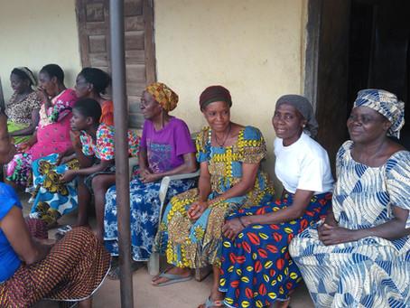 Proyectos comunitarios de REDD+ en Iko Esai, Nigeria