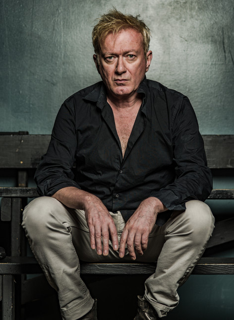 ANDY GILL (GANG OF FOUR)