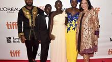 World Premier of Queen of Katwe at 2016 Toronto International Film Festival