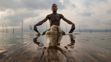 PHOTOS: Explore Ghana's One Million-Year Old Sacred Lake