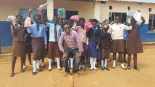 Days For Girls Project Makes Delivery