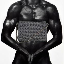 Grey Bag-Body