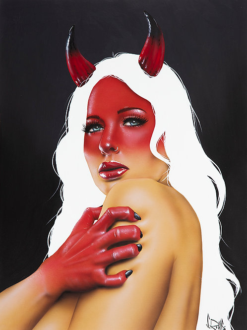 The Devil Inside Me